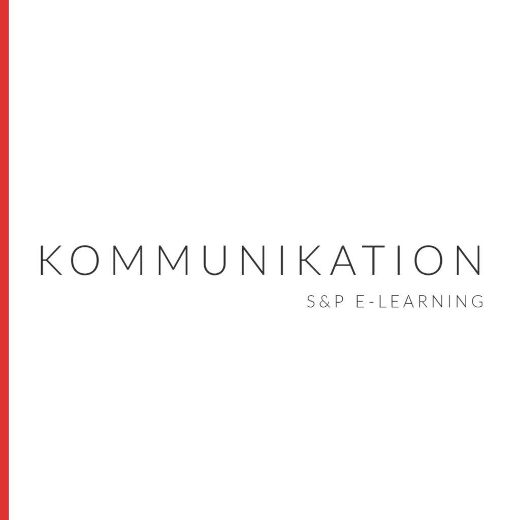 E-Learning Kommunikation