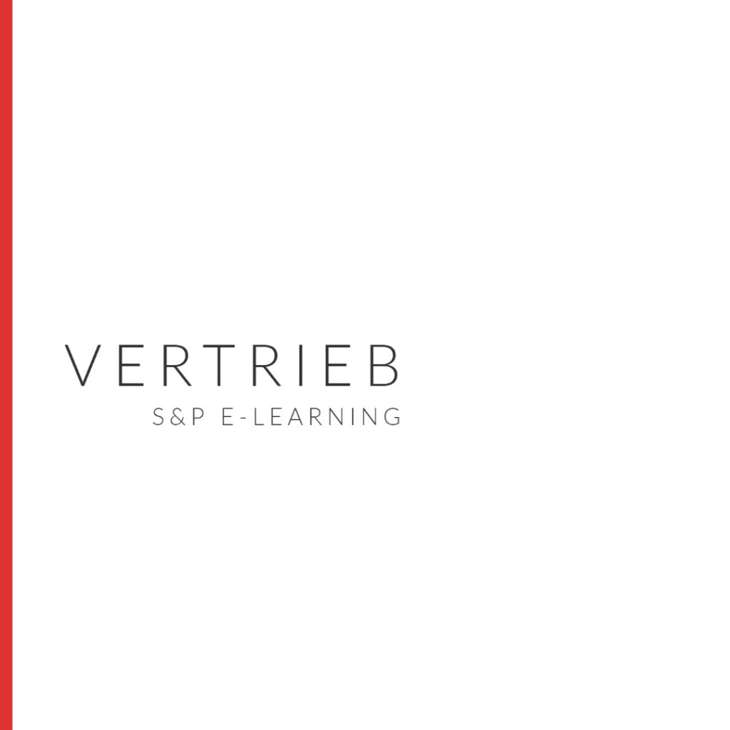 E-Learning Vertrieb