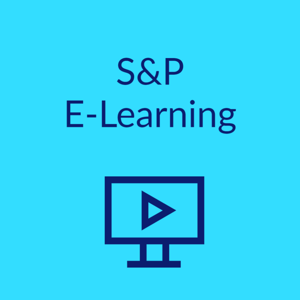 S+P E-Learning + Schnell + Kompakt